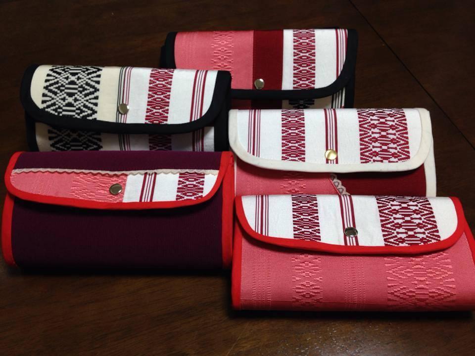 博多献上模様の財布