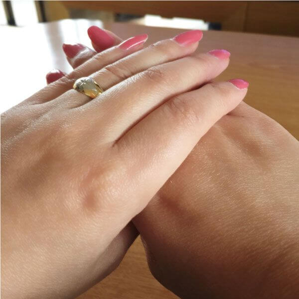 ワタシの手