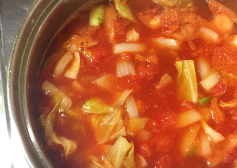 デトックス脂肪燃焼スープ